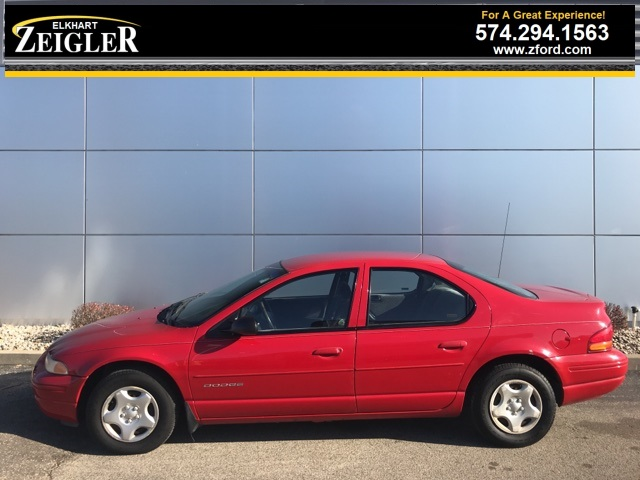 Pre-Owned 1998 Dodge Stratus Base