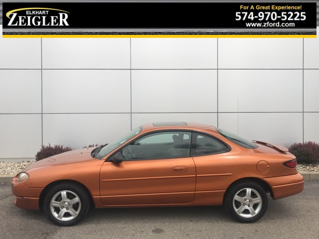 Pre-Owned 2003 Ford Escort ZX2