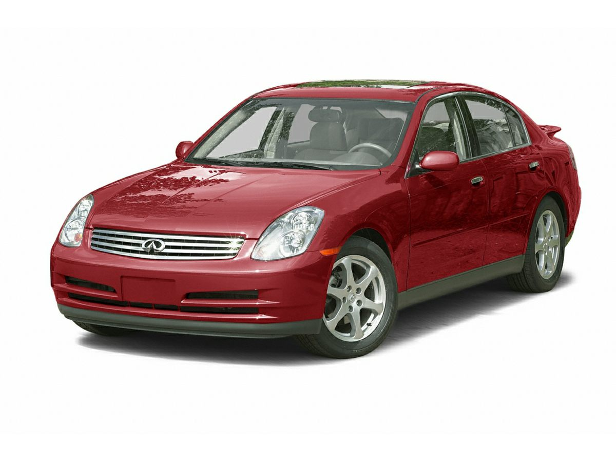 Pre-Owned 2004 INFINITI G35 Base