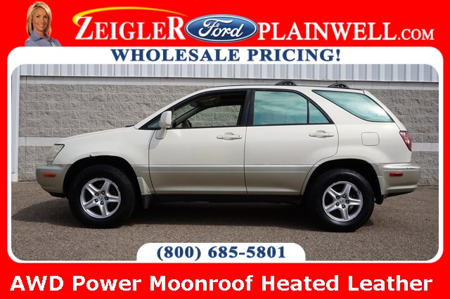 Pre-Owned 2000 Lexus RX 300