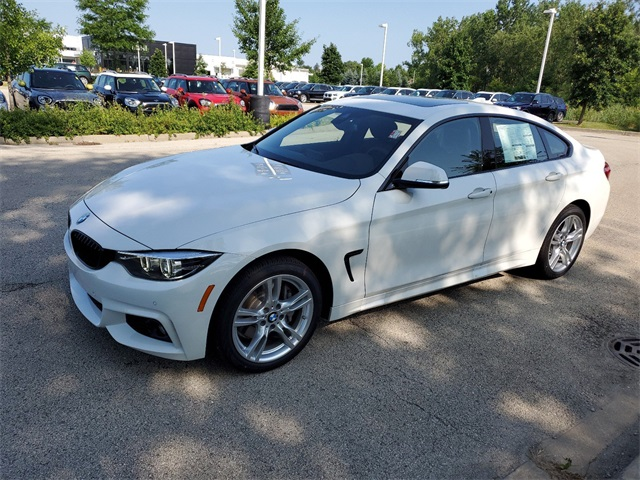 Pre-Owned 2020 BMW 4 Series 440i xDrive Gran Coupe