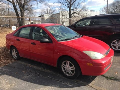 Pre-Owned 2004 Ford Focus SE