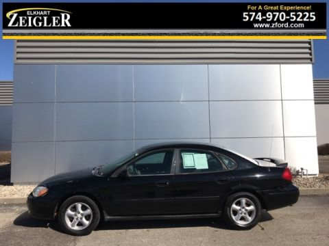 Pre-Owned 2001 Ford Taurus SES