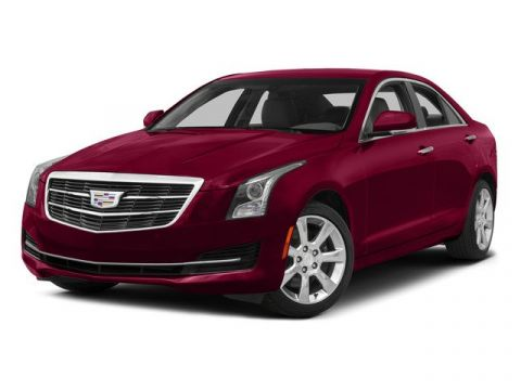 Pre-Owned 2015 Cadillac ATS Sedan Performance AWD