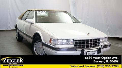 Pre-Owned 1994 Cadillac Seville Luxury