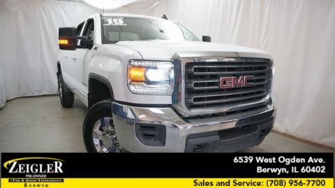 Pre-Owned 2019 GMC Sierra 2500HD SLE