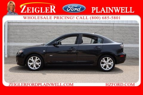 Pre-Owned 2008 Mazda3 s Touring Power Moonroof