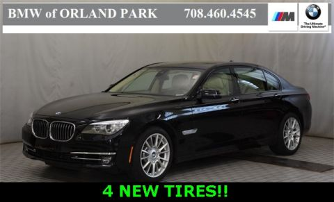 Pre-Owned 2013 BMW 7 Series 750Li xDrive