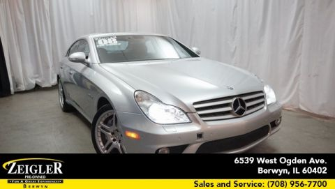 Pre-Owned 2008 Mercedes-Benz CLS CLS 63 AMG®