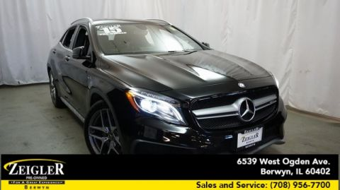 Pre-Owned 2015 Mercedes-Benz GLA GLA 45 AMG®
